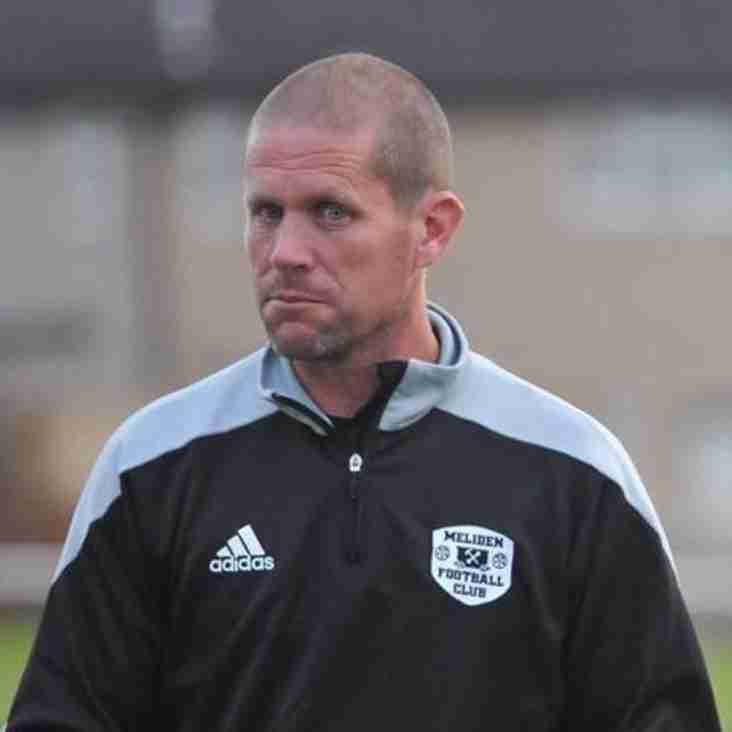 Meliden Manager leaves his Role