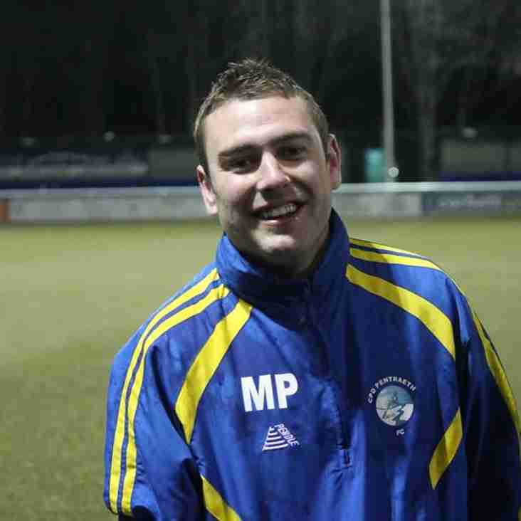 Pentraeth Manager steps Down