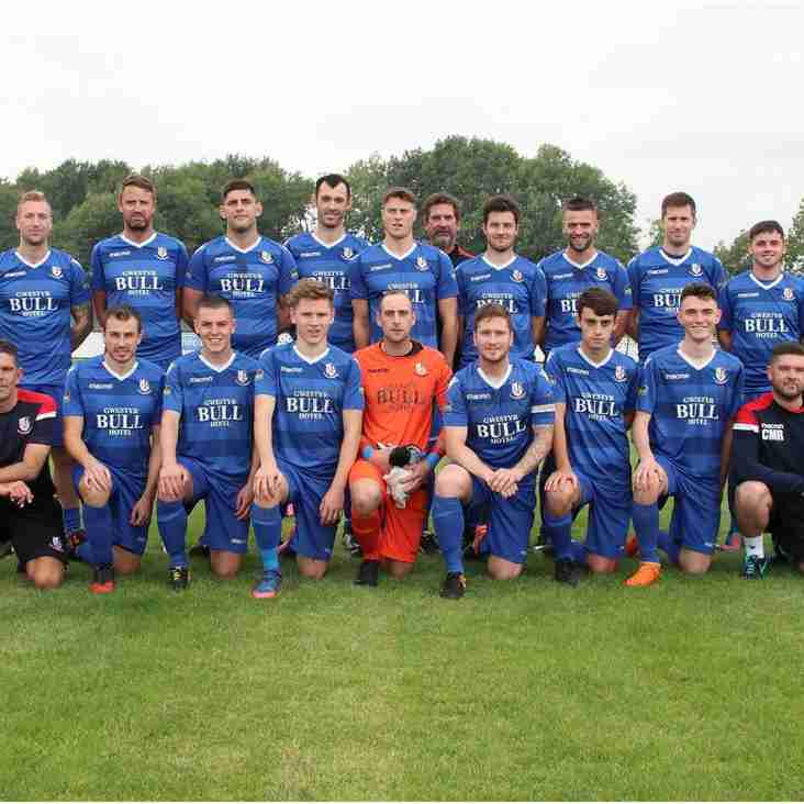 Llangefni Town reach 2nd cup final