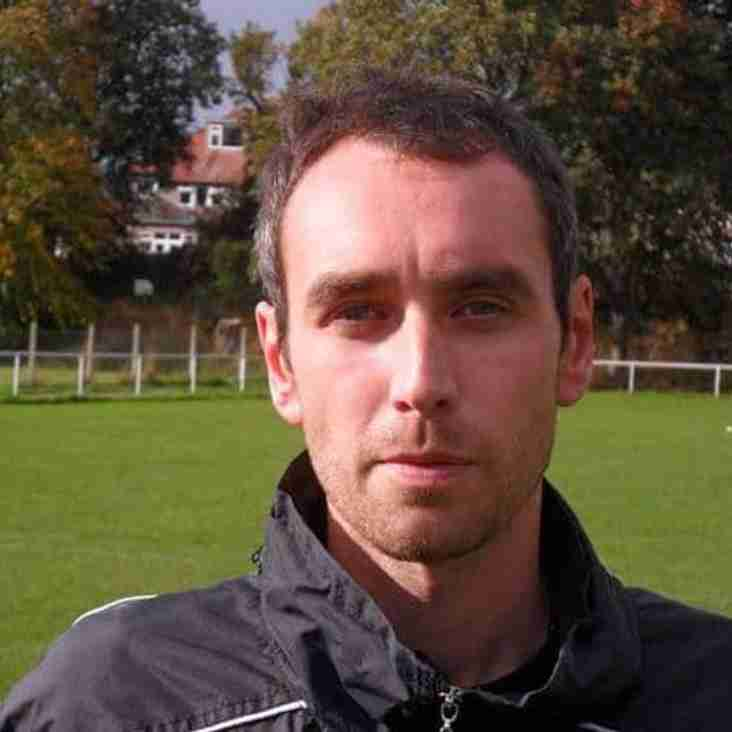 Queensferry sports Division 1 Manager of the Month for January