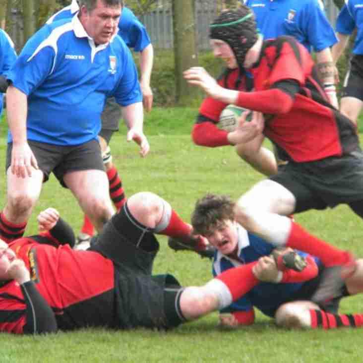 Cumnock 20 - 20 Clydebank