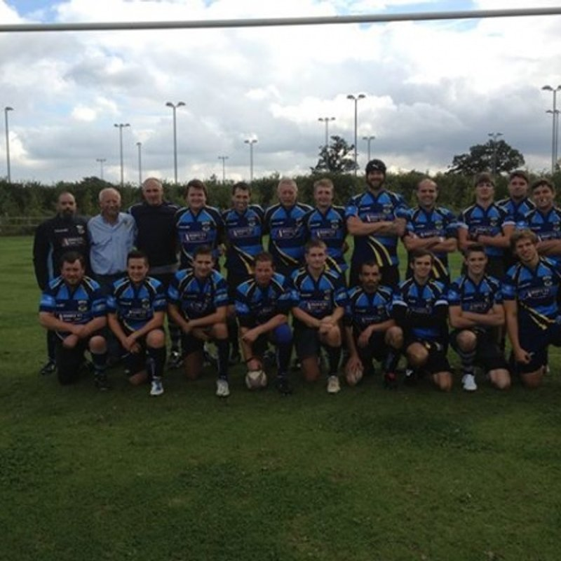 3rd XV lose to Alfred's Nomads 99 - 0