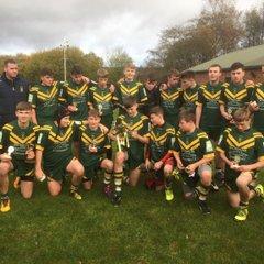 u14s Oldham Cup Winners 2016