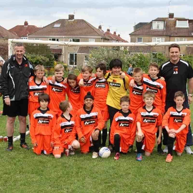 Downend Saints Funday 2013 - Under 11s