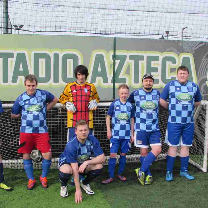 Leek Town ACFC goes to the Peoples Cup