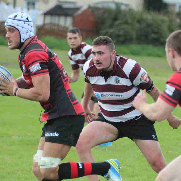 Selection for Stoke Old Boys and AEI Rugby