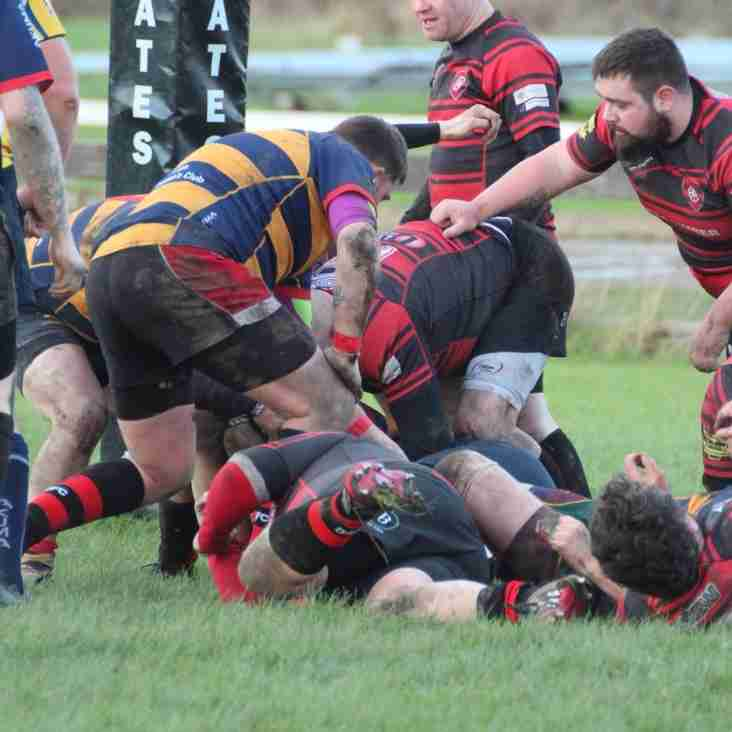 Great turnaround but captain Everard wants more at training