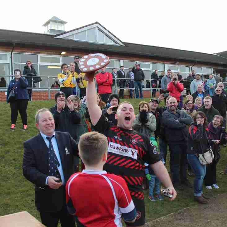Important knock-out cup news for all Warwickshire rugby clubs