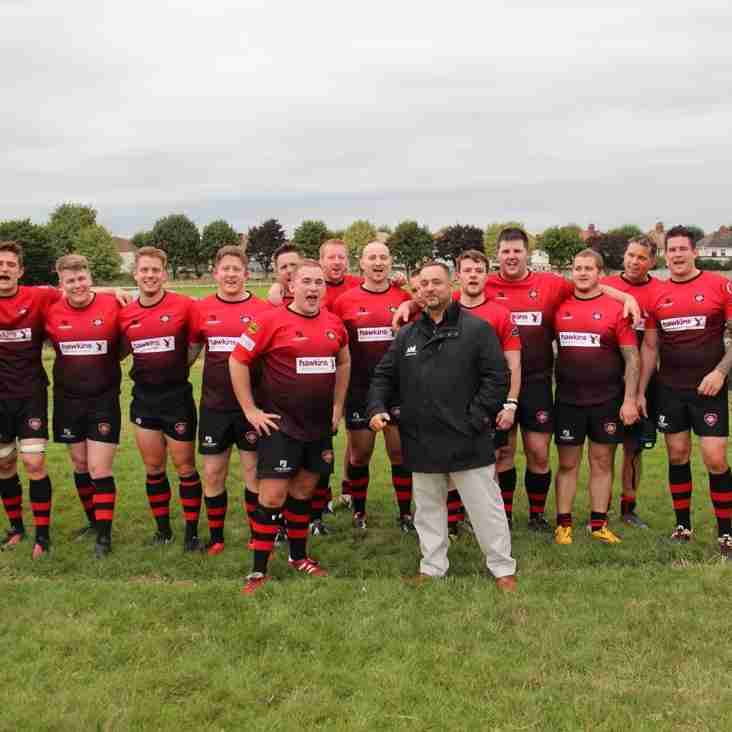 Magic weekend for Manor Park men