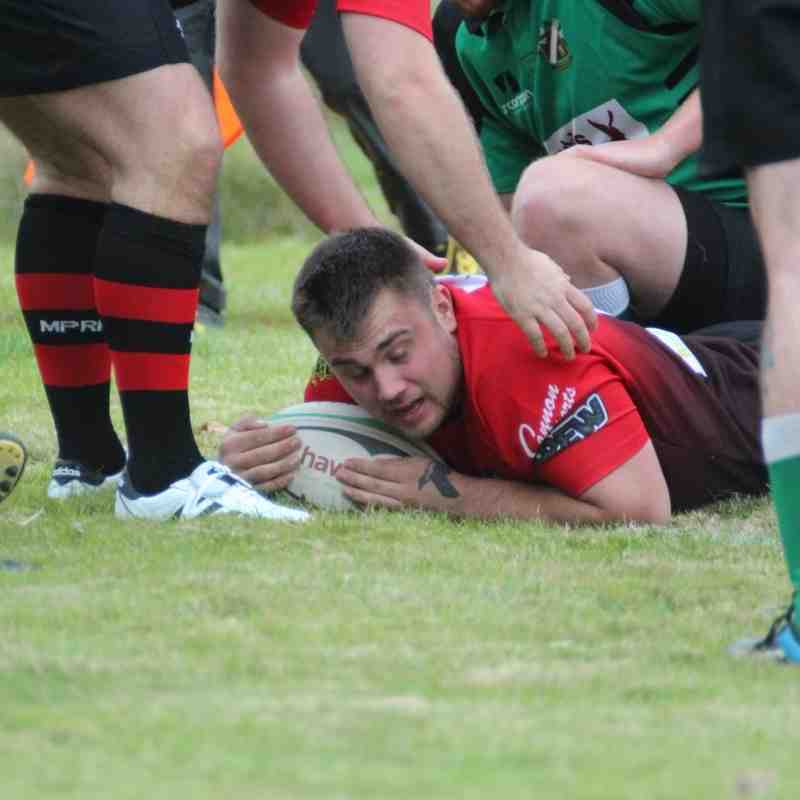 1sts v Bedworth Away (0-59W)
