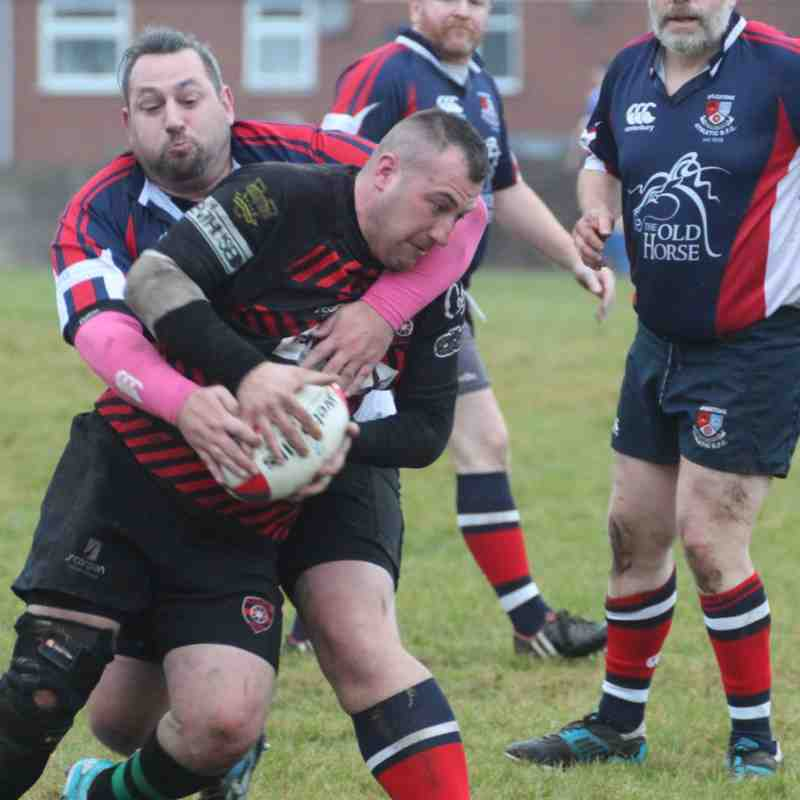2's v Aylestone Athletic H (W42-28)