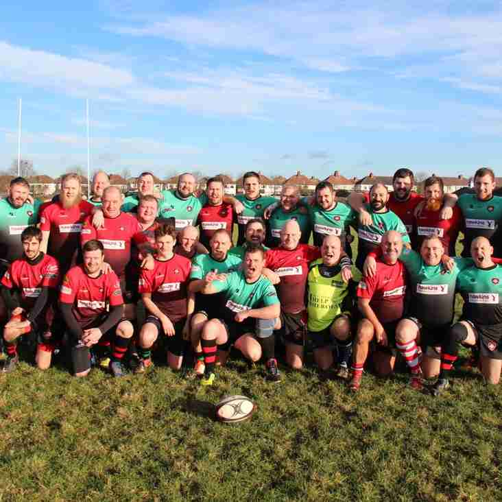 Alternative New Year's Message from Manor Park RFC