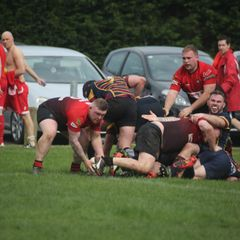 1sts v Old Wheats A (W27-24)