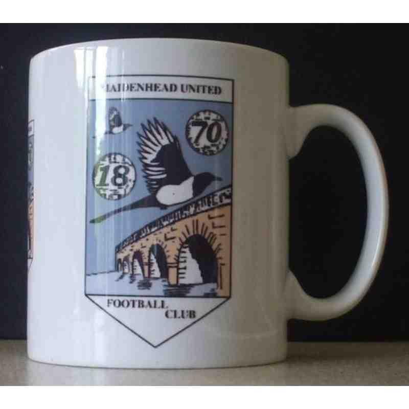 Mug - badge design only