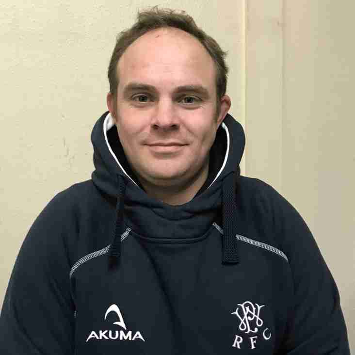 'Combe appoint new Director of Rugby