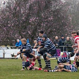 All square at Goddington Dene as Combe continue to battle relegation