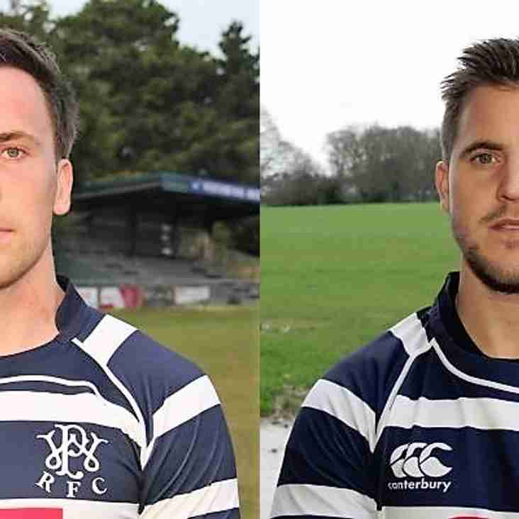 Captain and Vice Captain announced for 2018/19 season