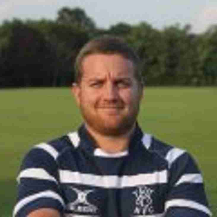 Extra 1st XV Head coach appointed