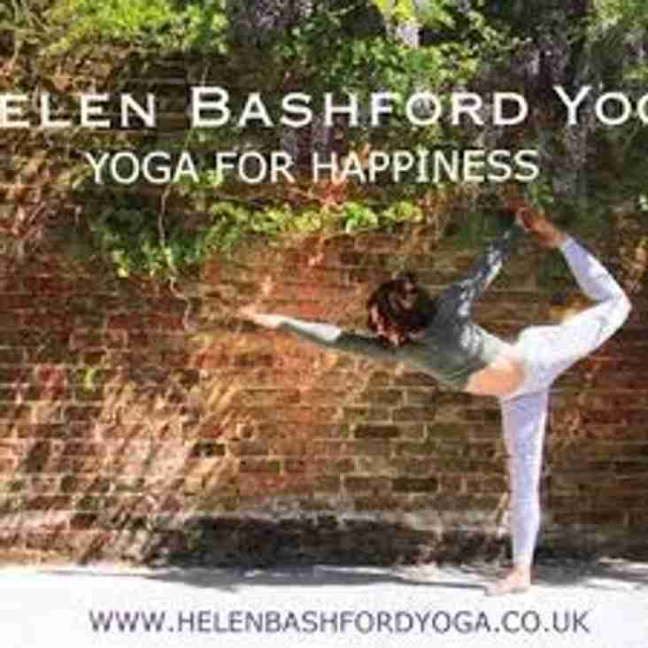 Helen Bashford Yoga at Westcombe Park