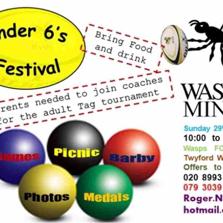 Under 6 Festival