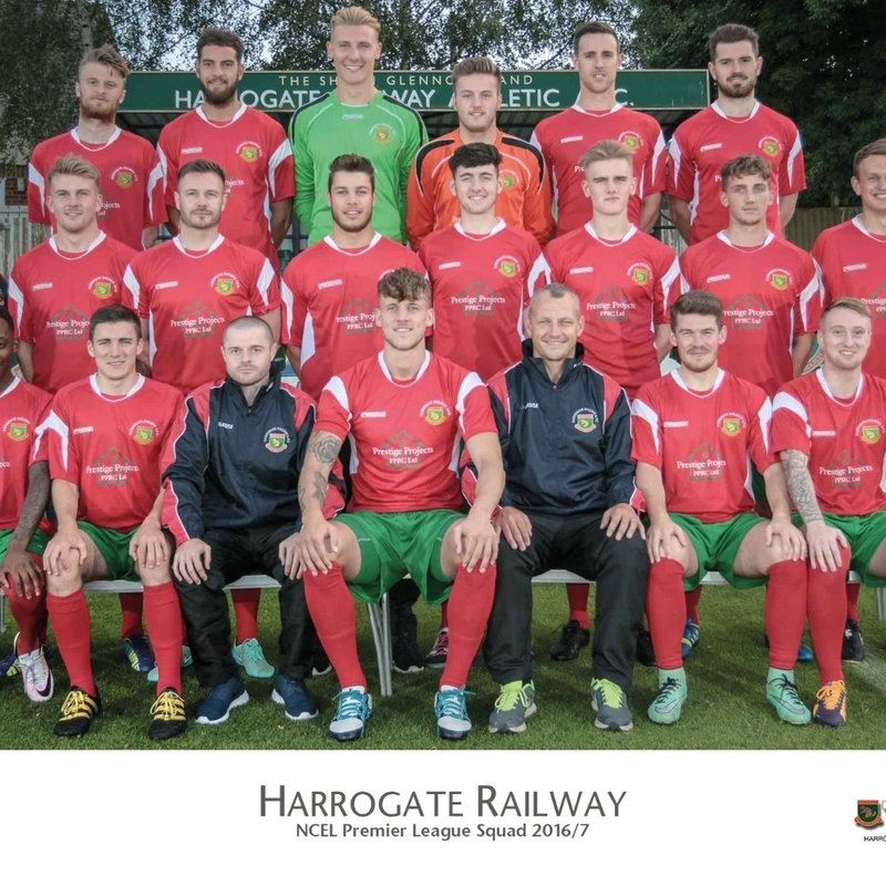 Albion Sports 4 - 4 Harrogate Railway Athletic