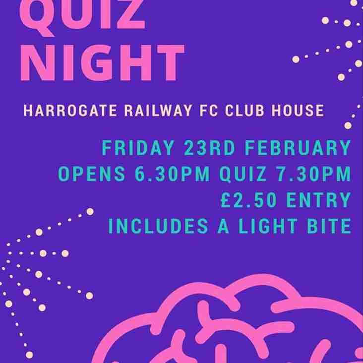 The Rail to Host FOSS Quiz Night