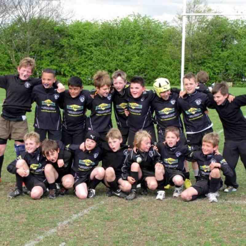 U10s Lichfield Tournament