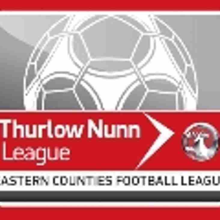 Wivenhoe Town fixture changes