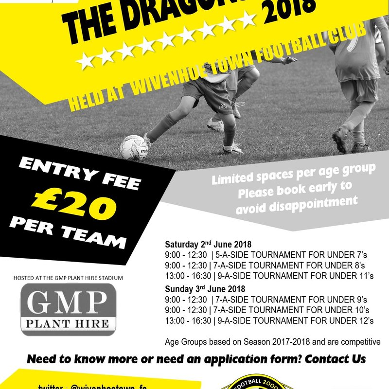 Dragons Cup 2018