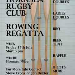 Rowing Regatta - Friday 15th July