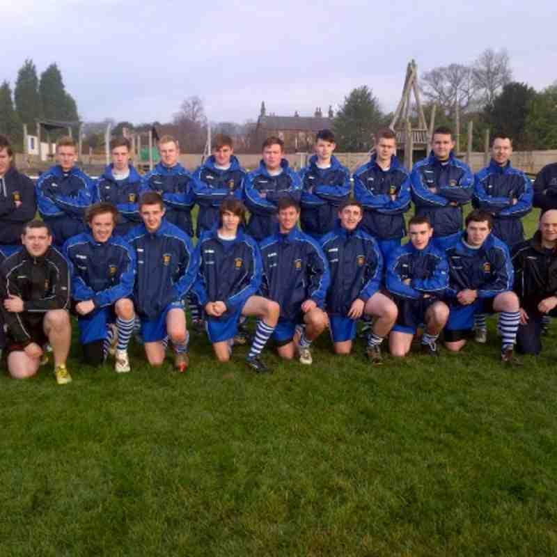 U17 Team Photo