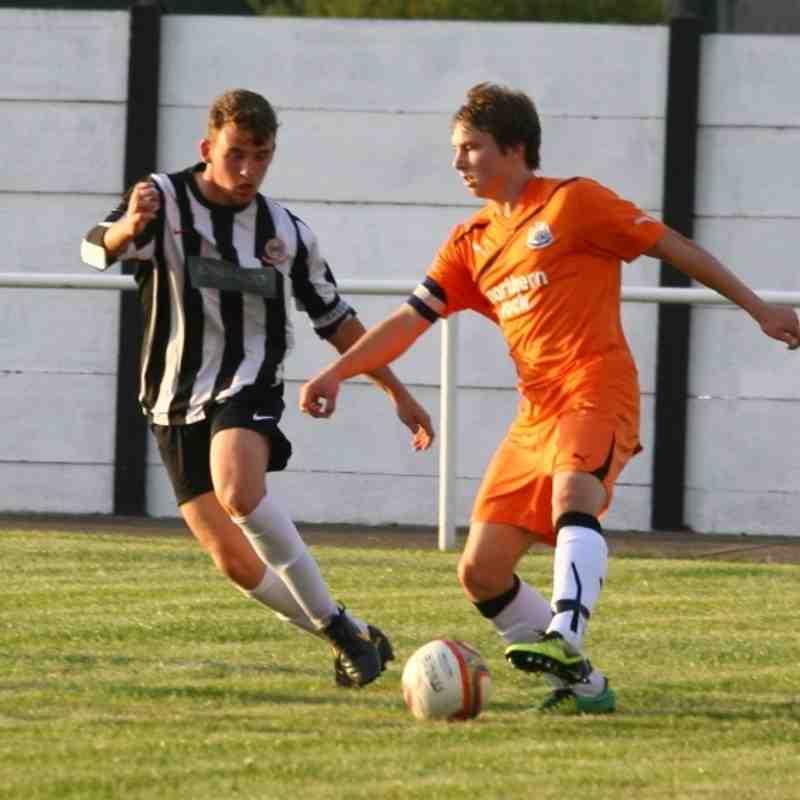U19s v Mattersey FC - Pre-season Friendly 30/07/14