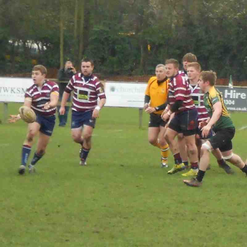 Shelford colts march 2013