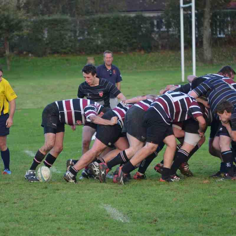 A XV vs O.Alleynians 01/11/14