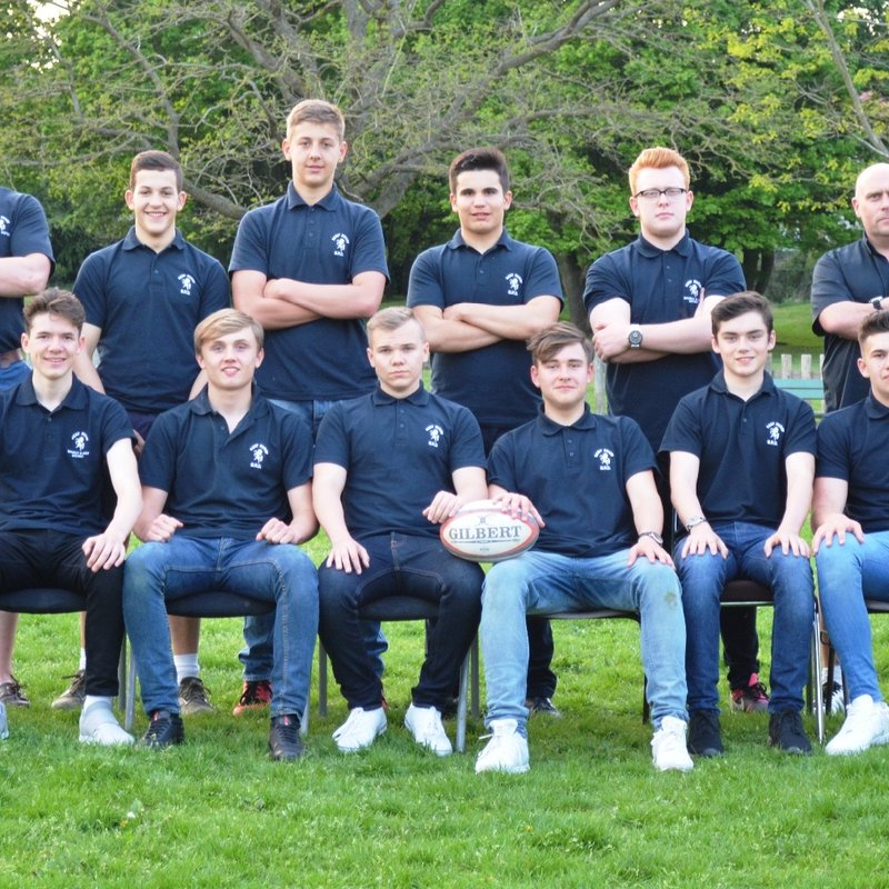 Bromley & West District Squad Photos 2015/16 Season