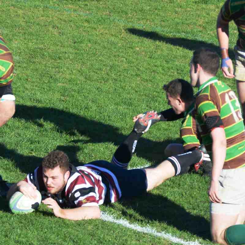 Beccs 1st XV v O.Brockleains - 24/03/17