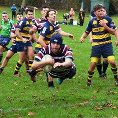 Beccs 1st XV v Sittingbourne - 04/11/17