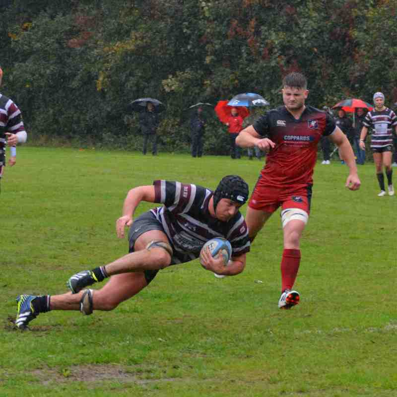 Beccs 1st XV v Park House 06/10/18 - London SE3