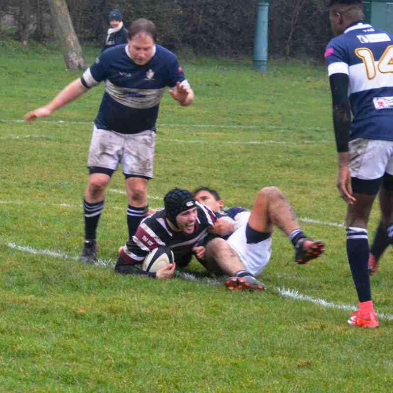 Beccs 1st XV v O.Dunstonians - 15/12/18 Londons SE3
