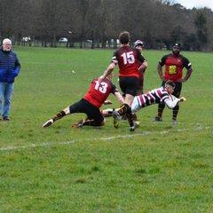 Beccs A XV v Southwark Lancers A XV - 12/01/18