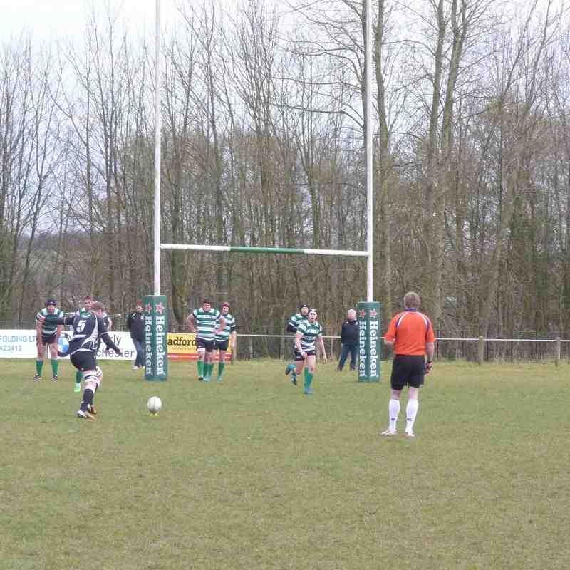 RWB RFC v Dorchester RFC 19 3 16