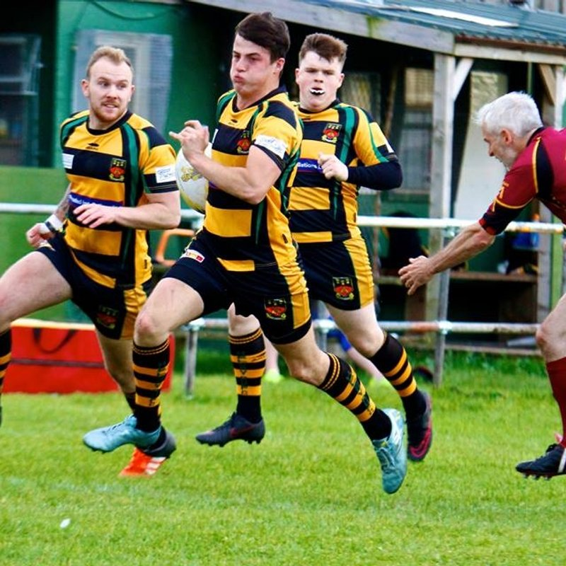 Walker Runs the Show for Helsby