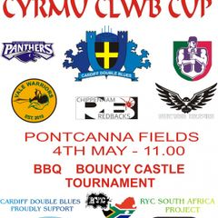 Cymru Cup 2013 - 4/5/13