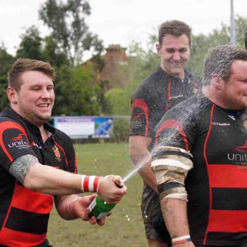 Avonmouth Vs Salisbury 28-04-2012
