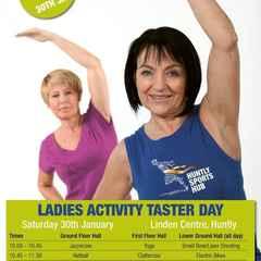 Ladies Activity Taster Day