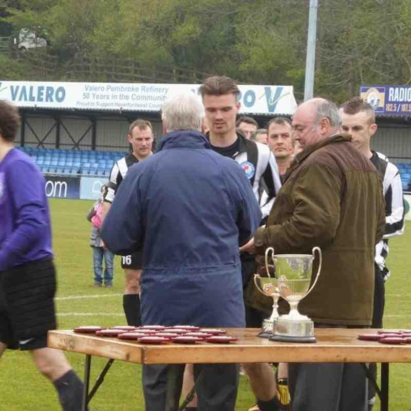 2015 Senior Cup Final