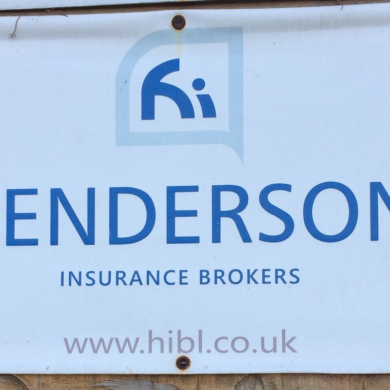 Many Thanks to Henderson Insurance Brokers