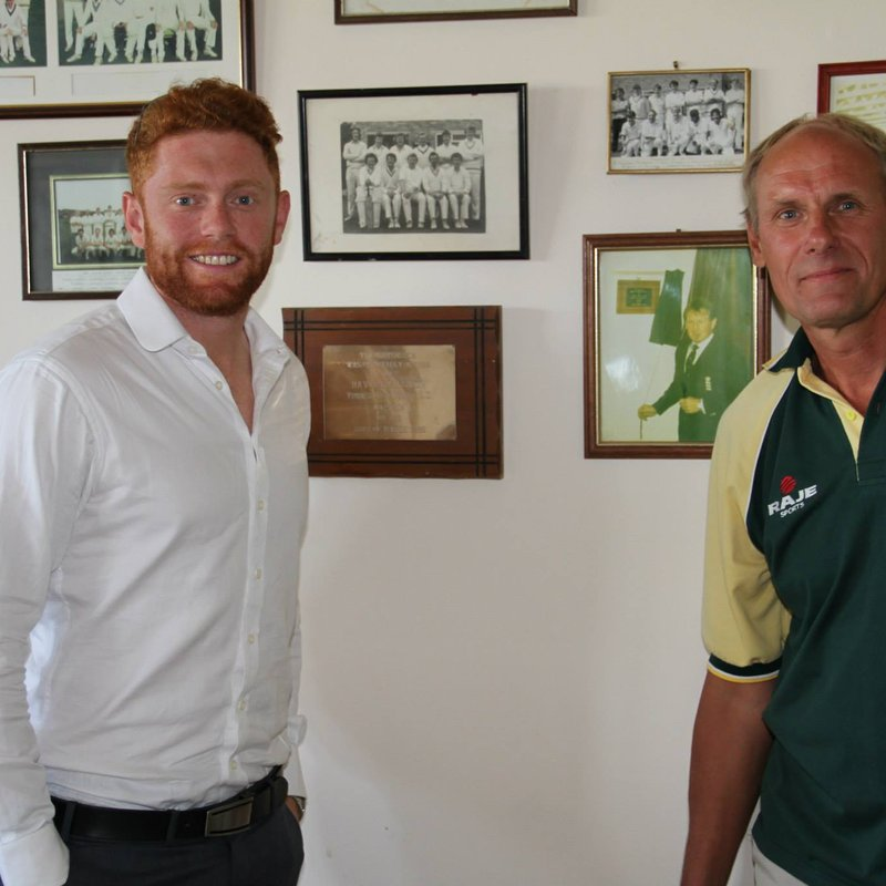Ian Lindley is up for a Leeds Sport Award