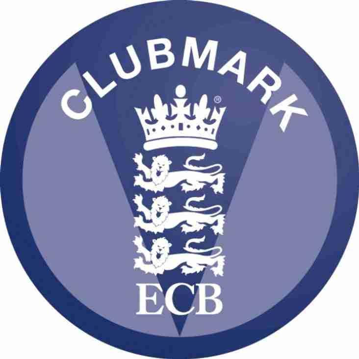 Adwalton CC gain Clubmark