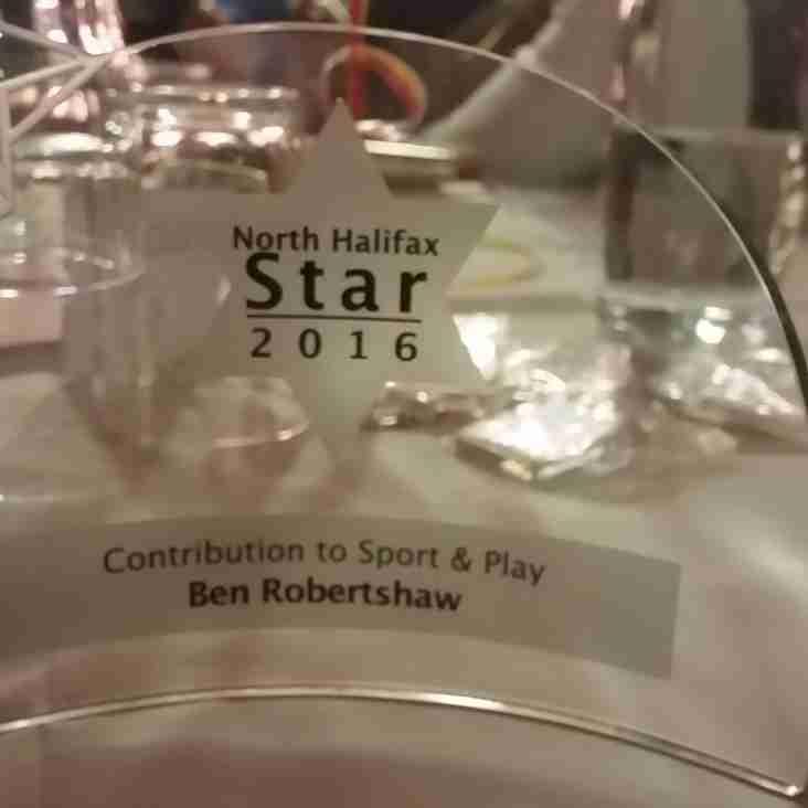 Top Neighbourhood Award for Club Star